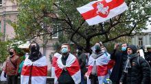 À Vilnius, un hommage à l'opposant tué en Biélorussie