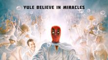 Does Deadpool's 'second coming' poster go too far? Some Mormons think so.