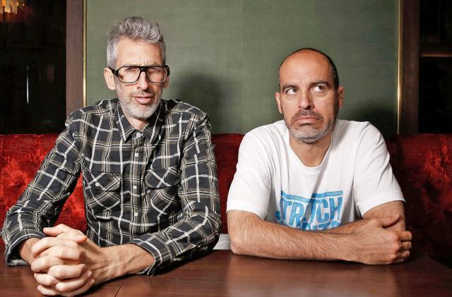 Legendary radio duo Stretch & Bobbito return as NPR podcasters