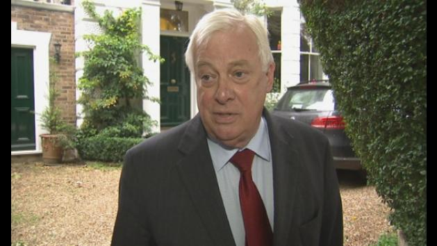 Lord Patten: 'No concerns' over Thompson accusations