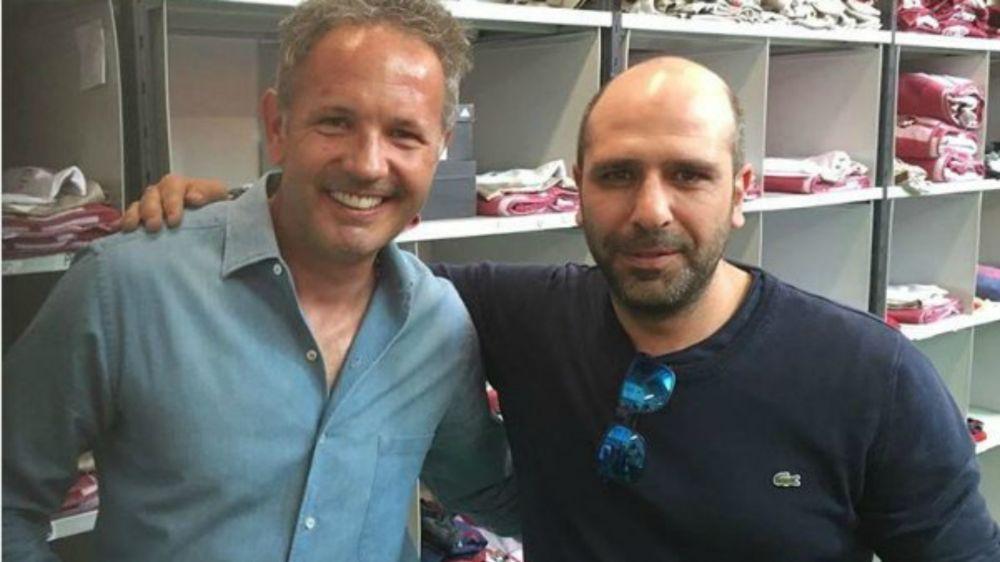Attesa Juventus, che trio a Torino: pranzo tra Conte, Mihajlovic e... Checco Zalone