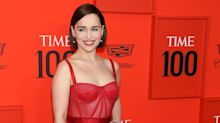 Emilia Clarke is 'sick and tired' of being asked about her 'Game of Thrones' nude scenes