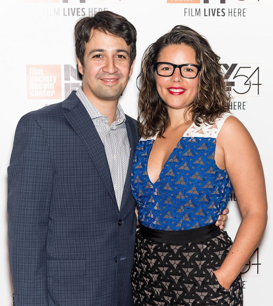 Lin-Manuel Miranda got a tattoo on his ring finger for his wife