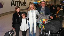 Kate Garraway's husband proposed a second time after 'I'm a Celeb' - but had to be encouraged by their kids