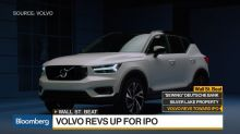Volvo Revs Up for IPO