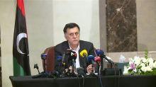Sarraj: cessate il fuoco solo con ritiro aggressore da Tripoli