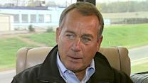 Boehner: Romney the 'perfect man at the perfect time'