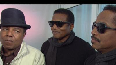 The Jackson Brothers Celebrate Michael's Legacy