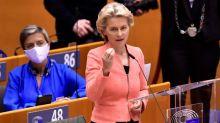 EU-Kommissionschefin: Brexit-Abkommen kann nicht einseitig geändert werden