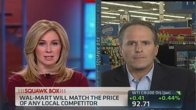 Wal-Mart EVP: Our customers resilient