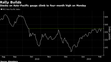 Asia Stocks Climb on Trade Optimism; Oil Advances: Markets Wrap
