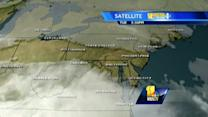 Messy weather on the way