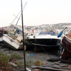 Nearly 80 injured in Turkey by quake: report