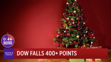 Ho-ho-hold off on buying a Christmas tree