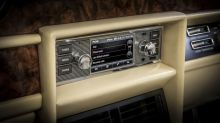 Jaguar Land Rover releases a vintage-looking infotainment system for classics