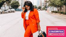 'I sort of have PTSD' from shopping: Curvy fashion blogger highlights major retail inequity