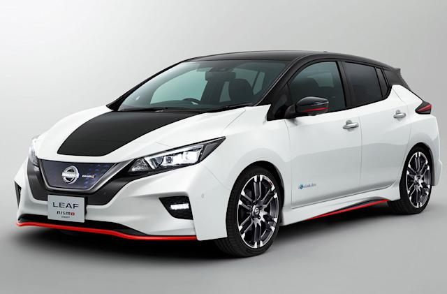 Nissan's EVs will swap engine noises for 'song'