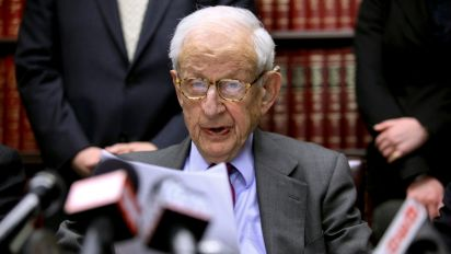 Legendary ex-Manhattan district attorney dies at 99