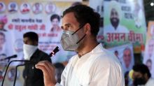 Rahul Gandhi highlights caste-based discrimination in Hathras, urges people to bring change