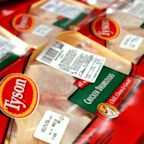 Tyson shares fall amid price-fixing investigation