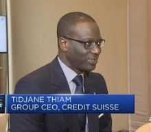 Credit Suisse's CEO on the company's restructuring effort...