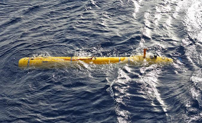 DARPA is building acoustic GPS for submarines and UUVs