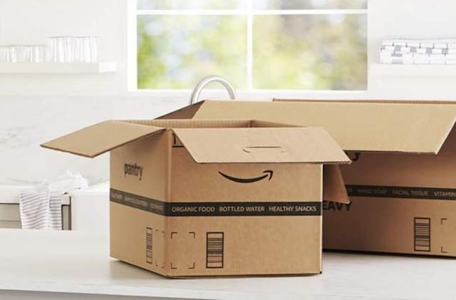 Amazon suspends Prime Pantry to handle its backlog of orders