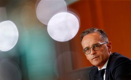 Germany will not join U.S.-led mission in Strait of Hormuz: Maas