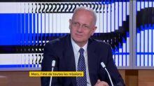 """Mars : selon le président du Cnes, La France a """"une école scientifique fantastique"""""""
