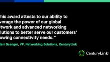 CenturyLink Receives Frost & Sullivan Award for Competitive Strategy Innovation and Leadership in the MPLS/IP-VPN Services Market