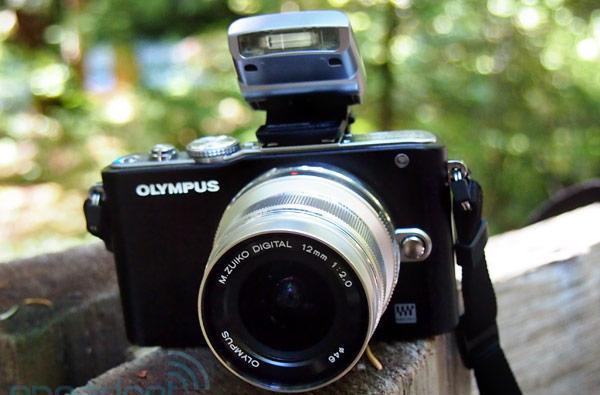 Olympus PEN E-PL3 Micro Four Thirds camera review