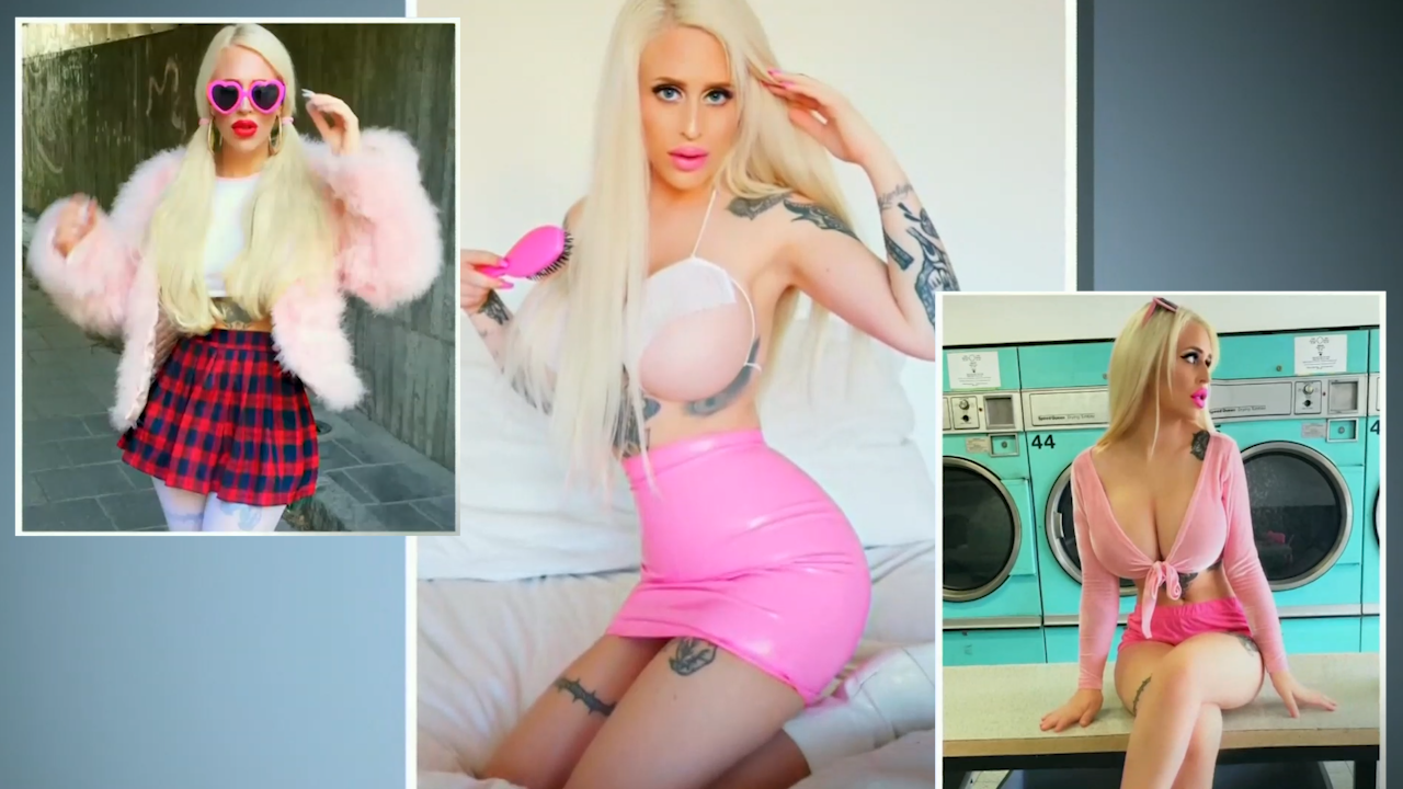 Bimbo Visits Botched For Help With Bimbofication Video