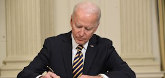 'It harms the United States': Biden lifts Trump-era ban