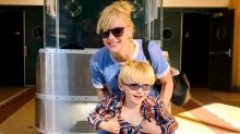 Black Panther or Star-Lord? Anna Faris hilariously says son is conflicted over his favorite superhero
