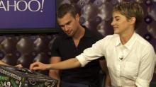 Watch Shailene Woodley, Paul Rudd, Chris Hemsworth and More Reach into Yahoo's Mystery Box