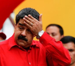 Venezuela arrests opposition activists ahead of anti-government rally