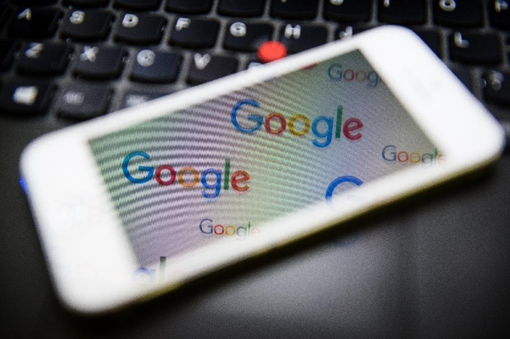 "Google says it will offer ""advanced protection"" for users who may be at higher risk of online attacks (AFP Photo/LEON NEAL)"