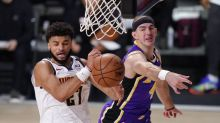 Alex Caruso continues to deliver for Lakers in key moments