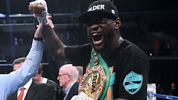Save the date: Wilder's next fight lined up