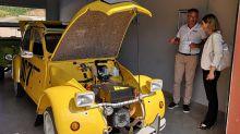 Automobile : le rétrofit électrique autorisé en France