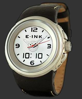 Phosphor starts selling E Ink watches