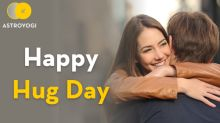 Hug Day - The Sixth Day of the Valentine Week