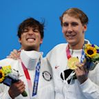 Record swimming medal haul sets Team USA straight, but Australia claims Tokyo's first world record