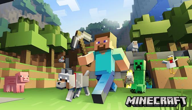 'Minecraft' update takes cross-platform multiplayer online