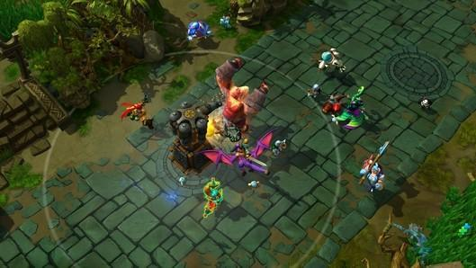 Massively's hands-on with Strife, a new MOBA from S2 Games
