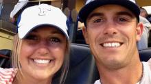 "In poignant note, Horschel's wife reveals her battle with alcoholism: ""A sad, scary time"""