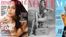 'Vogue' Embraces Celebrity Offspring