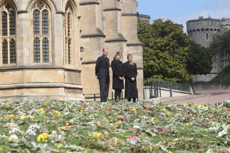 Convidados principais do funeral do príncipe Philip
