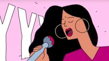 New Google Doodle is a colourful celebration of Selena Quintanilla's life