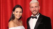 Hollyoaks' Nadine and Rory celebrate baby's first birthday